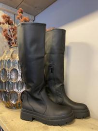 Boots zwart 49