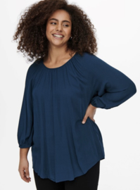 CARBELISS 3/4 top Blues