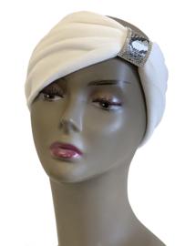 Haarband soft white