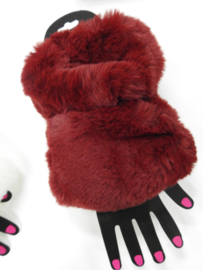 Armwarmers rood