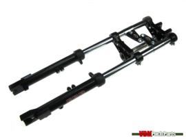 EBR front fork long 70cm hydraulic (Black)