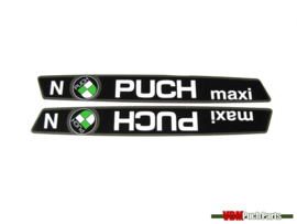 Tank transfer sticker set (Puch Maxi N)