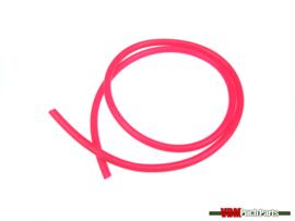 Fuel hose pink 1m
