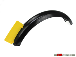 Front mudguard plate (Yellow with Puch logo)