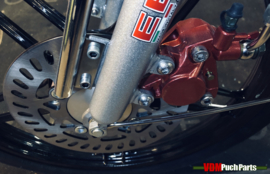 VDM Disc brake kit (Complete kit with EBR front fork long 65cm Chroom)