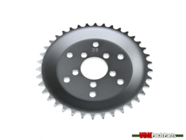 Rear sprocket 38 Teeth Puch Monza