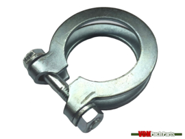 Exhaust clamp double model 30-32mm