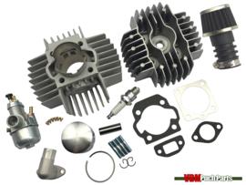 VDM Racing cylinder set 70cc 6 Port NM (45mm) 15mm Bing replica Puch Maxi