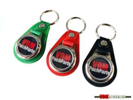 Schlüsselanhänger VDMPuchParts (Grün/Rot/Schwarz)