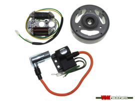 Ignition electronic left turning Puch MV/MS/VS/DS Etc (12V 33/35W)