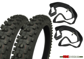 17 inch Kenda K771F Cross Tyre set