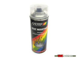 Motip spray paint heat resistant 400ml (Transparant)