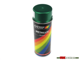 Motip spray paint metallic 400ml (Green)