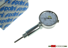 Mikrometer mit Meßuhr Polini