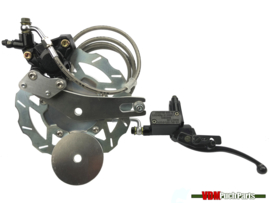 VDM Disc brake kit Puch Maxi S complete (Rearside)
