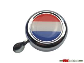 Bell Holland chrome dome sticker