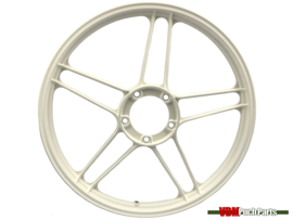 17 Inch Puch Maxi stervelg (Gepoedercoat wit)