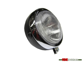 Headlight unit (Round black)
