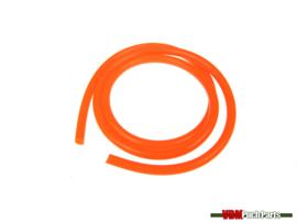 Fuel hose orange 1m