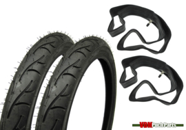 17 inch 2.50 Continental GO Tyre Semislick set