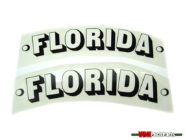 Sticker set Puch Florida