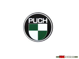 Sticker Puch Logo (55mm)