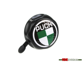 Klingel Puch logo (Schwarz)