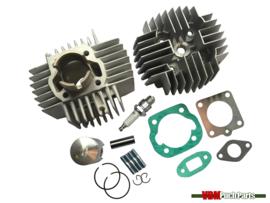 Airsal cilinder set 50cc OM (38mm) Puch Maxi