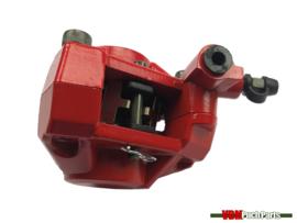Brake caliper red (For EBR front fork)