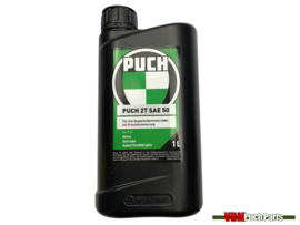 2 Stroke oil SAE 50 (1 Liter) Puch Motorcycle