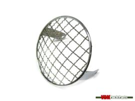 Headlight grill (Round Chrome)