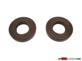 Crankshaft seal set Puch MV/VS/DS/MS 2/3 gear Viton (17x35x7)