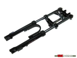 EBR Gabel Kurz 61,5cm Hydraulisch Verstärkte Version (Schwarz)
