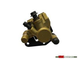 Rear brake caliper Gold