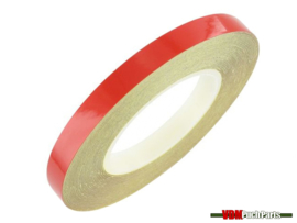 Velglint sticker (5mm rood)