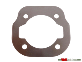 Feet gasket aluminium (1.5mm)