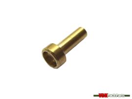 Lötnippel 6mm (Birnenmodell)