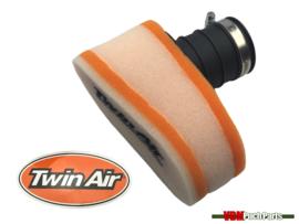 Luchtfilter Twin Air ovaal (40mm aansluiting)