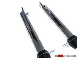EBR front fork short 56cm Chrome