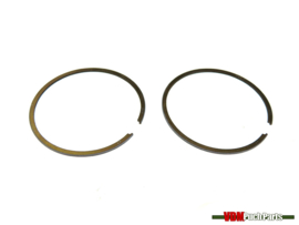 74cc Barikit/Metrakit piston ring set (47x1mm)