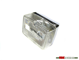Taillight small chrome/lexus style Puch Maxi