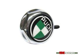 Bell Puch logo (Chrome)