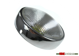 Headlight round build-in CEV 120mm Puch DS