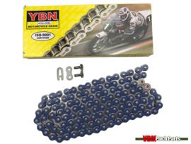 Ketting YBN blauw (415-122)