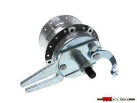 Wheelhub rear spoke wheel complete Puch Maxi N