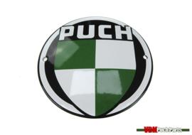 Schild Puch Logo (10cm)