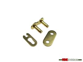 Kettenschloss IGM Gold (415)