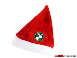 Santa hat Puch logo