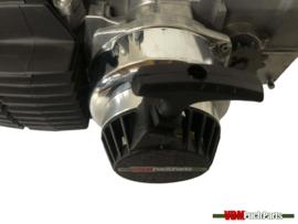 VDM Seilzugstarter Schwarz/Grau (Original Bosch/Ducati Zündung)