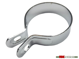 Exhaust clamp (64mm Stainless steel)